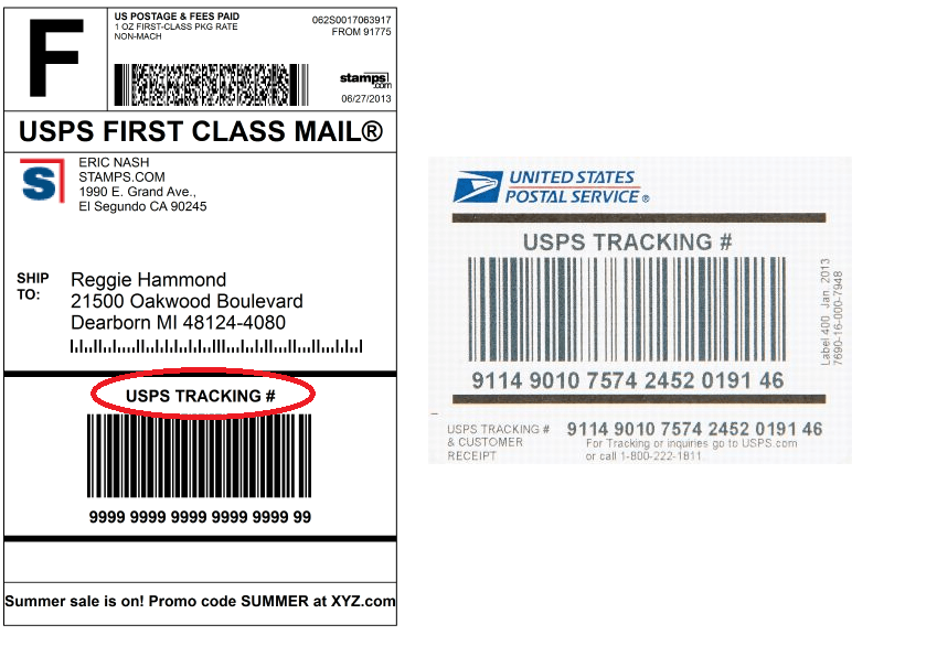 How To Recover Lost Usps Tracking Number Usps Hub